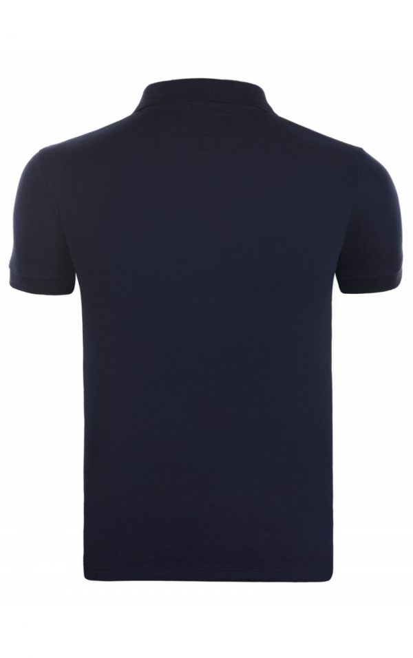 Polo Armani Jeans full navy dos