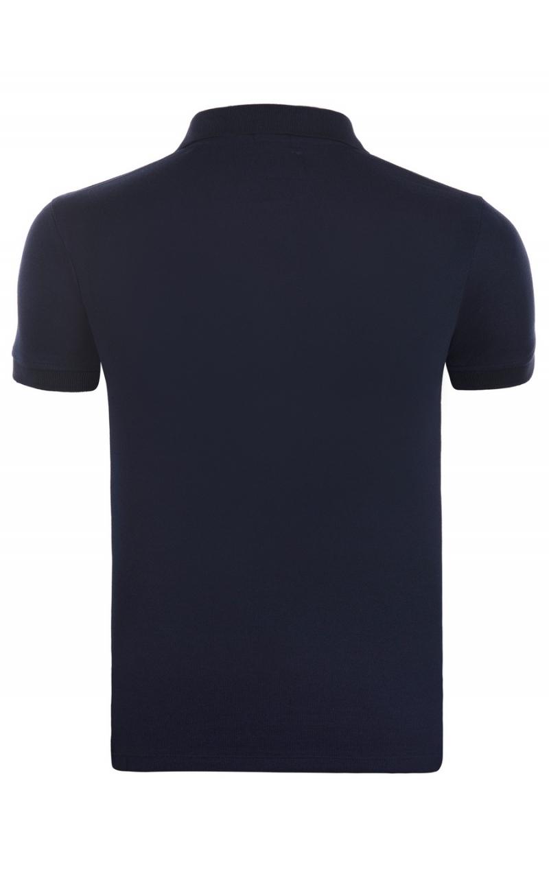 Bleu BlueSlim Armani Stylelab Fit Polo Marinenavy Jeans ZPTOXkiu