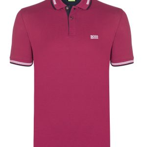 Polo Hugo Boss Bordeaux Face