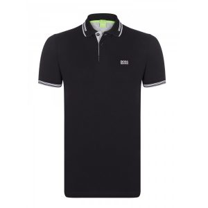 Polo Hugo Boss New Noir face